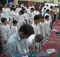 جشن میلاد امام حسین 1385 رزم انتظاران