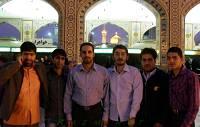رزم انتظاران سفر مشهد مهر 90