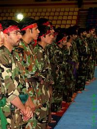 عید غدیر همایش سربازان انتظار