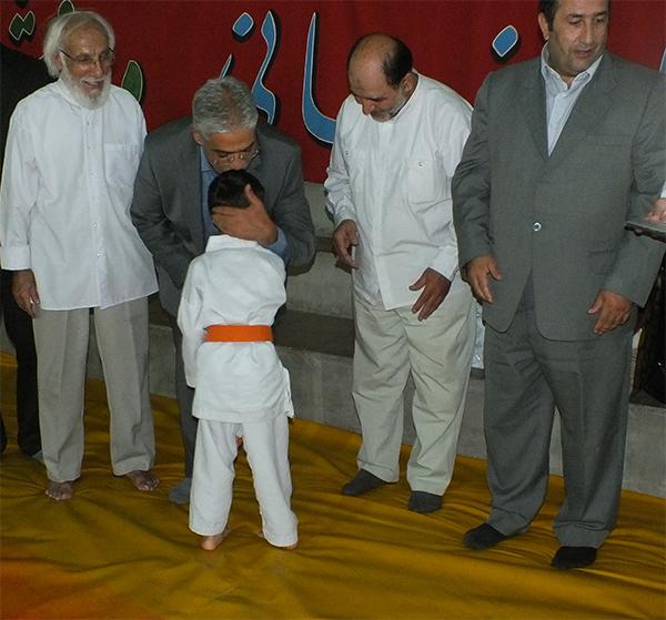 خردسال ترین شرکت کننده در مسابقات حفظ و قرائت قرآن