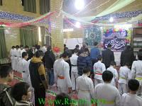 جشن امام عسگری تقدیر از مسئولین و مربیان و هنرجویان برتر
