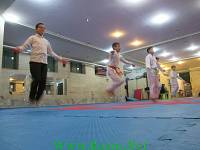مسابقات طناب زنی استقامت و سرعتی