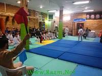 مسابقات کشتی کچ هنرهای نمایشی
