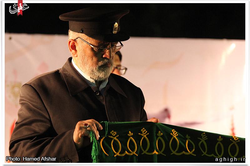 جشن بزرگ زیرسایه خورشید خادم بارگاه رضوی خادم امام رضا