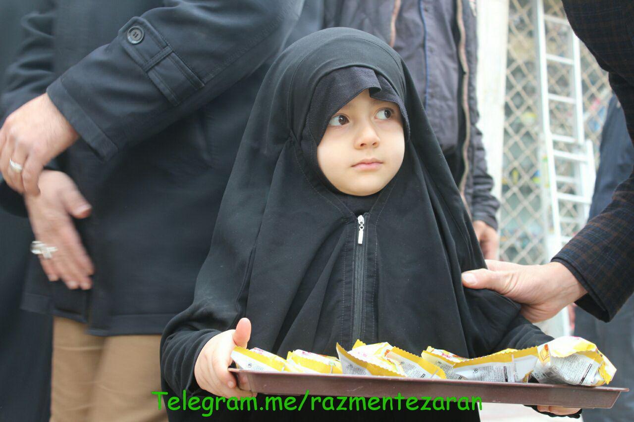 شهادت حضرت زهرا رزم انتظاران 1395
